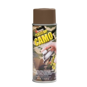 Camo Marron en aérosol 400ml