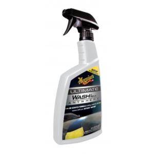 Shampooing Sans Eau Wash&Wax
