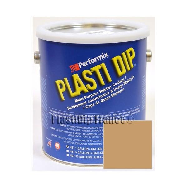 Plasti Dip CAMO BEIGE mat en bidon 3.78l