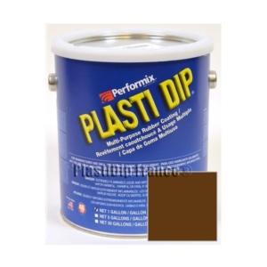 Plasti Dip Camo Marron mat en bidon 3.78l