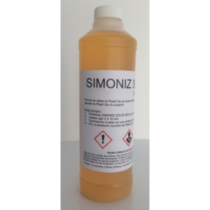 Recharge Simoniz Solid Gold 500ml