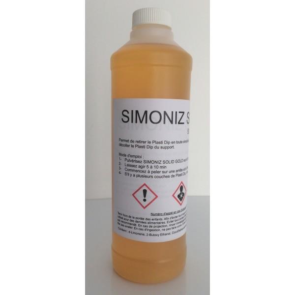 Recharge Simoniz Solid Gold 500ml