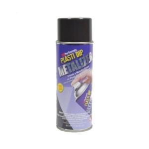 Plasti Dip Finition Métallisé Anthracite en aérosol 400ml