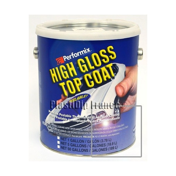 High Gloss en bidon 3.78l