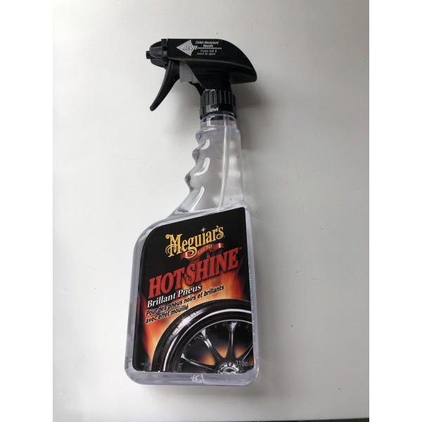 MEGUIAR'S HOT SHINE BRILLANT PNEUS