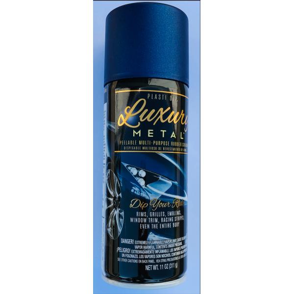 Luxury Metal Ultrasonic Blue Métallisé
